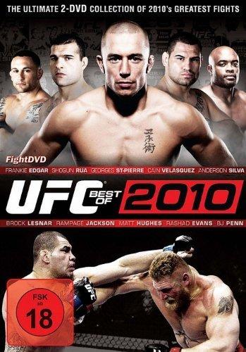 Best of UFC 2010 (2 DVDs)