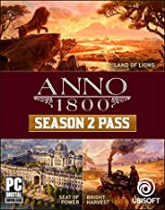 Anno 1800 Season 2 Pass   PC Code - Uplay