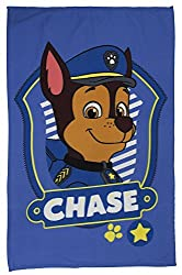 Paw Patrol Chase Design Fleece Blanket