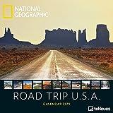 Road Trip USA 2019 - Landschaftskalender, USA-Kalender, Reisekalender, Wandkalender  -  30 x 30 cm -