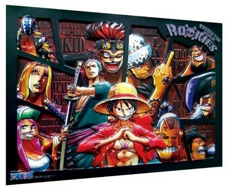 One Piece Solid Museum \