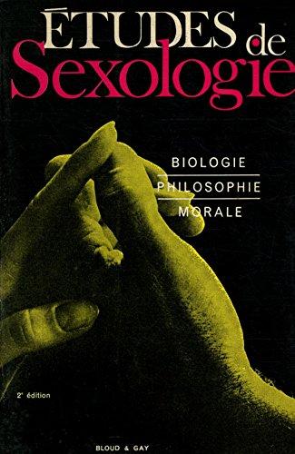 Etudes de sexologie / Gaudefroy, M / Réf28342