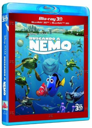 Buscando A Nemo [Blu-ray 3D/2D] [Blu-ray] 51inpBjxgAL