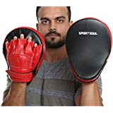 SportSoul Focus Pad Curved for Boxing & Martial Arts
