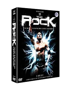 WWE - The Rock: The Most Electrifying Man in Sports Entertainment (3 DVDs)