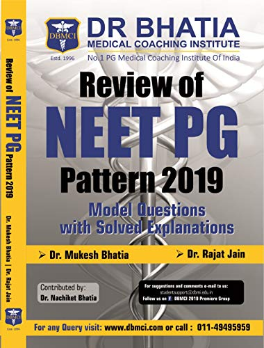 REVIEW OF NEET PG PATTERN - 2019