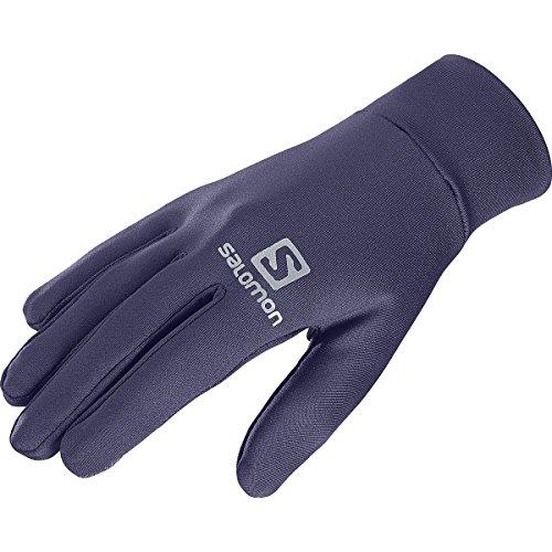 Salomon Active Glove U - Guanti da Uomo, colore Grigio, taglia M