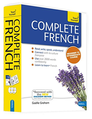Teach Yourself Complete French (Book/CD Pack) (Teach Yourself Language) por Gaelle Graham