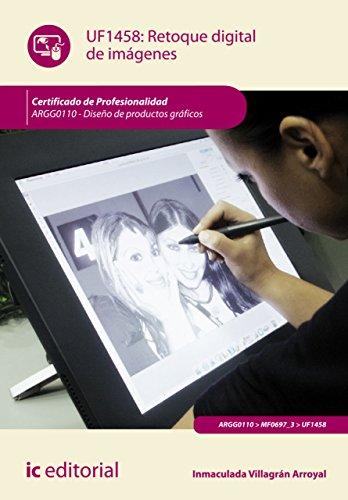 Retoque digital de imágenes. ARGG0110 por Inmaculada Villagrán Arroyal