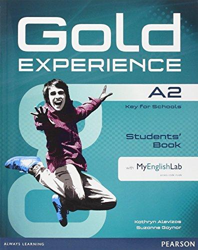 Gold experience. A2. Student's book. Per le Scuole superiori. Con Multi-ROM. Con e-book. Con espansione online