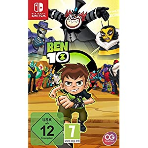 Ben10 Standard [Nintendo Switch]
