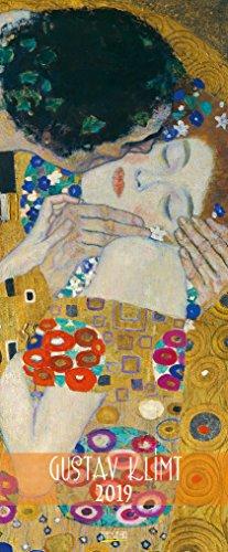 Gustav Klimt 2019: Kunstkalender mit Werken des Künstlers Gustav Klimt, Jugendstil. Wandkalender im...
