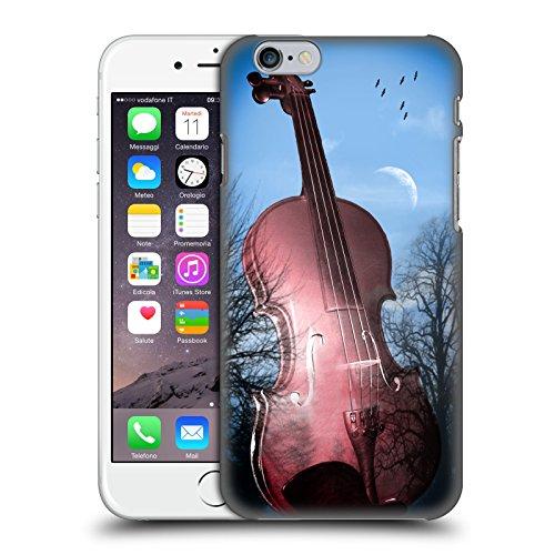 Offizielle Mark Ashkenazi Violin Musik Ruckseite Hülle für Apple iPhone 6 / 6s