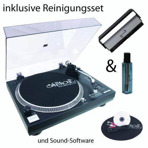 Hifi-Dj USB-Plattenspieler