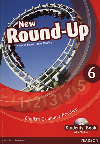 Round Up Level 6 Students' Book/CD-Rom Pack (Round Up Grammar Practice) por Jenny Dooley