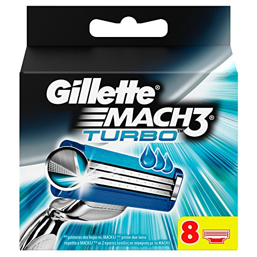 gillette-mach3-turbo-blades-for-mens-shaver-8-pieces