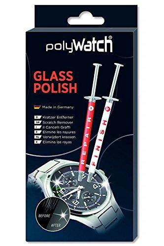 Polywatch Diamant Polish Kratzer Entferner für Glas Armbanduhr Kristalle