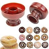 KaariFirefly DIY Tool Donut Donut Maker Cutter Mold Desserts Bäckerei Back-Form
