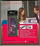 T-Mobile - UMTS - web'n'walk ExpressCard V - Mobilmodem - Plug-in-Modul - mit Express Card Adapter - 7,2 Mbits [simlock frei, mit Kurz- u. Installationsanweisung, Original-Verpackung, OVP ]