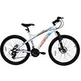 #9: Hero Sprint Ultron 26T 21 Speed Mountain Bike (White/Black)