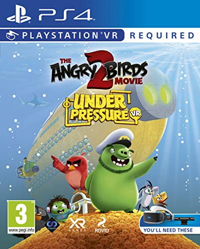 The Angry Birds Movie 2 VR: Under Pressure (PSVR) (PS4) Best Price and Cheapest