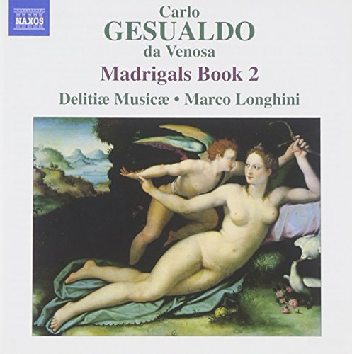 Gesualdo: Madrigal Book 2