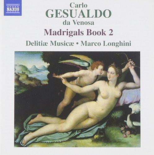 Gesualdo: Madrigal Book 2