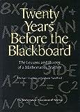 Twenty Years before the Blackboard (Spectrum)