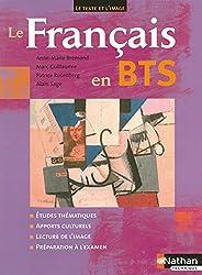 Le Français en BTS : Le Texte et l'Image