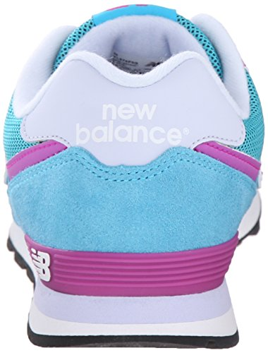 NEW BALANCE juniors KL574P3G baskets basses Bleu