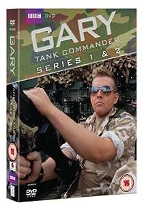 Gary Tank Commander -  Series 1 and 2 Box Set [DVD]