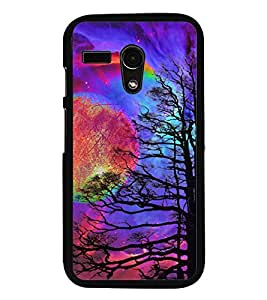 Aart Designer Luxurious Back Covers for Moto G + Digital LED Watches Unisex Silicone Rubber Touch Screen by Aart Store.