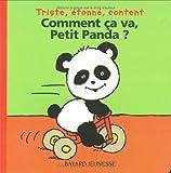 Comment ça va, Petit Panda ?