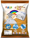 BPRO ® 12 VACUUM COMPRESSED STORAGE SAVING SPACE BAGS 80 X 60 CM Clothing, Duvets, Bedding, Pillows, Curtains including free first class delivery in uk