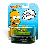 The Homer / The Simpsons - Hot Wheels 2013 Retro Entertainment Series Die Cast Vehicle by Hot Wheels