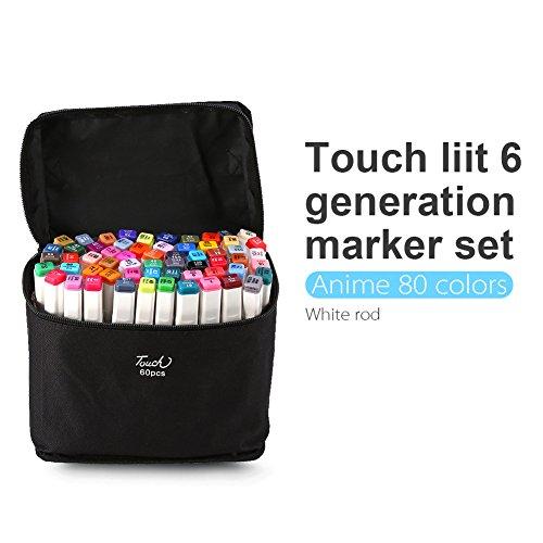 yosoo-generazioni-marcatori-permanenti-pennarelli-per-animation-di-design-40-60-80-diversi-colori-la