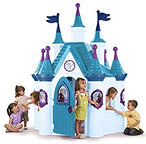 FEBER - Palacio de Princesas Super Arandele de Disney Frozen 2, para niños y niñas de 3 a 10 años (Famosa 800012448)