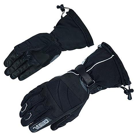 Orina Winter Motorcycle Gloves, Lined, Waterproof, Windproof,