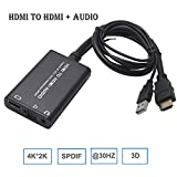 HD audio extractor | HDMI to HDMI+Audio (SPDIF) Support 4K x 2K,3D