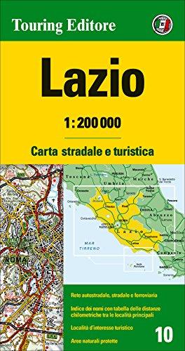 LAZIO (LATIUM) 10 par Collectif