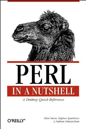 Perl in a Nutshell  (en anglais)