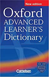 Oxford Advanced Learner´s Dictionary. New edition