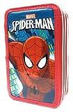 Trousse école 3zip original Marvel Spiderman–complet de 44pièces