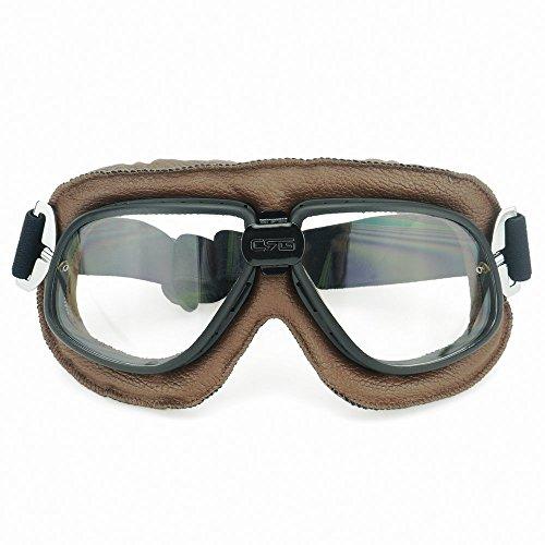 heinmo Motorrad Helm Brillen Motorcross & Snow Skibrille Eyewear Displayschutzfolie Eye
