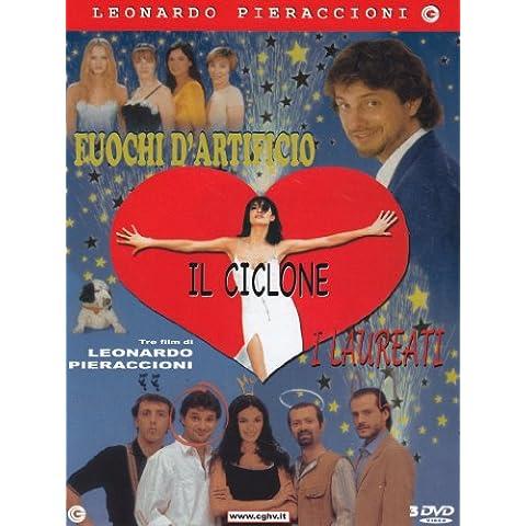 Leonardo Pieraccioni - ll ciclone + I laureati + Fuochi (Albero Di Fuoco)