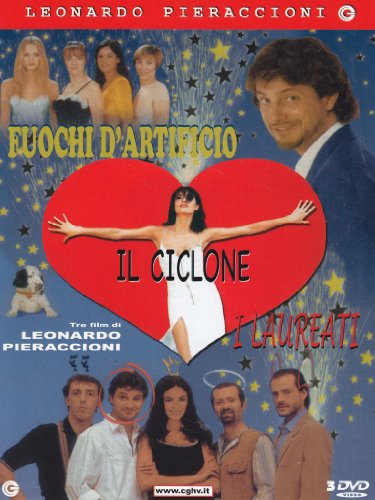 Leonardo Pieraccioni - ll ciclone + I laureati + Fuochi d\'artificio [3 DVDs] [IT Import]