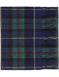 Pure Lambswool Luxury Tartan Scarf
