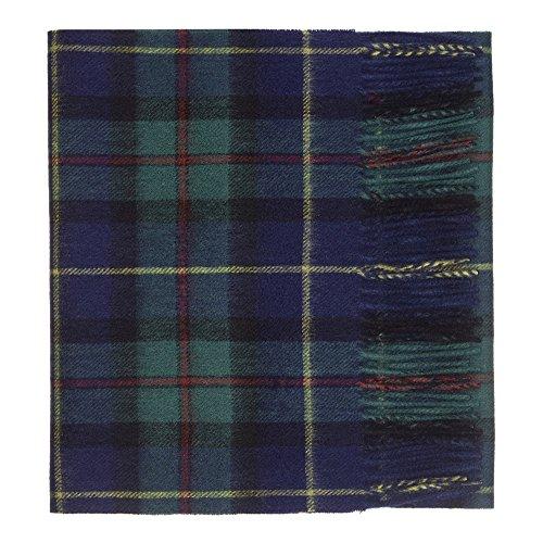 Oxfords Cashmere Reine Schurwolle Luxury Tartan Schal, Macleod (Cashmere Tartan)