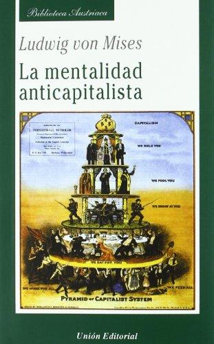La mentalidad anticapitalista por Ludwig Von Mises