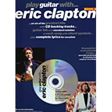 Partition : Play Guitar With Clapton Vol.2 + CD
